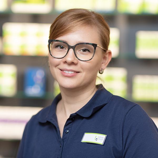 Pharmazeutisch-technische Assistentin Katharina Maier-Heidt