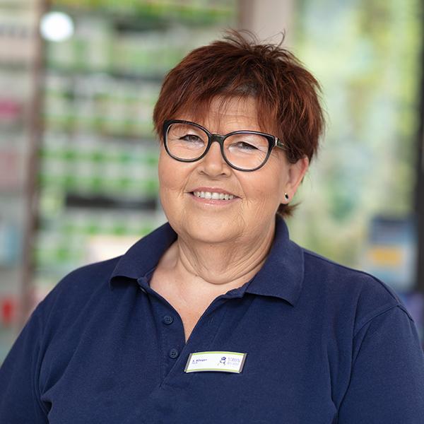Pharmazeutisch-kaufmännische Angestellte Susanne Klinger